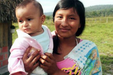 UWA woamn with baby 2